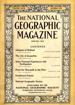 G+J Uitgevers introduceert: National Geographic Historia