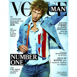 VOGUE Netherlands launches VOGUE Man